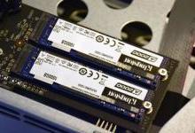 金士顿展示新一代SSD产品