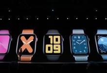 苹果发布watchOS 6:可跟踪大姨妈