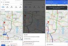 谷歌地圖新功能:判斷司機是否正在偏離最短路線