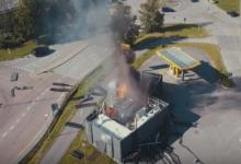 挪威加氢站发生爆炸!
