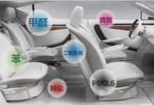 TGS2602传感器在新车车内甲醛VOC检测应用