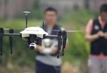 环保无人机+传感器在大气环境监测应用的优势
