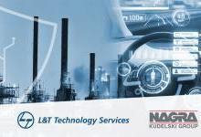 LTTS携手Kudelski提供工业物联网解决方案