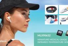 Melexis宣布推出业界最小的医疗级FIR传感器