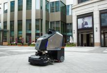 高仙机器人程昊天:聚焦商用清洁机器人市场