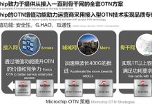 Microchip助力专网迎接新挑战