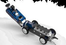 智能管道修复系统:管道切割修复机器人