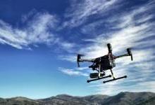 自主無人機幫消防員更有效應對森林火災