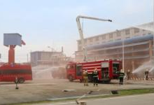 深圳世和湖南分公司氫氣泄露事故綜合應急演練成功舉辦