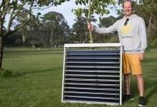 每天产电100瓦,光伏窗帘帮你省下70%电费