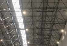 世界首个千瓦级高功率密度LED体育场馆灯正式下线