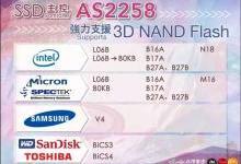 主控内置32MB缓存 点序AS2258评测