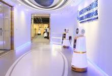 安泽智能AI机器人如何胜任展厅工作?