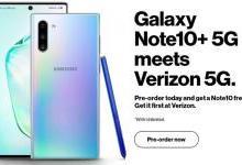 三星Note10+5G版官方海报曝出