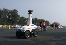 安泽智能:安防巡逻机器人助力智慧安防