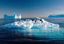 全球冰川加速融化 能源转型刻不容缓