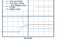 常见降压转换器的双极性