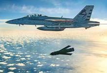 美海軍披露F/A-18E/F戰斗機測試項目進展