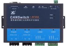 CANSwitch-AF2S2与CANHub-AF2S2的区别与特色