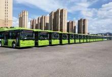 多地新能源公交车占比接近九成
