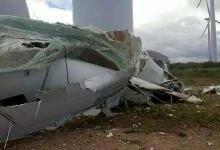 GE发生第五次风机倒塔事故致