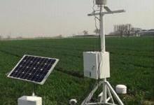 应用于户外太阳能气象站中的温湿度传感器