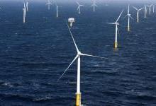 江苏4个海上风电项目建成后可年发电50亿度