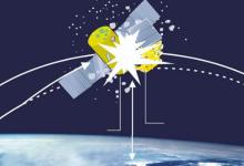 清理太空垃圾,从这颗卫星做起