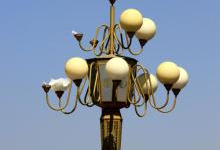 中华灯的时代演变