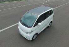 一款国产能运行30天的太阳能汽车
