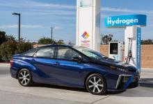 豐田擬明年推出第二代Mirai氫燃料電池汽車