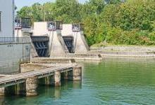 水电站下泄生态流量在线监测
