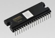 东芝推出适用于600V正弦波PWM驱动器