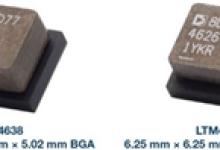 20V输入、纤巧、6.25mmx6.25mm、12A和15AμModule稳压器