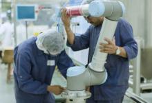 优傲机器人协助欧莱雅工厂减少人体工程学风险