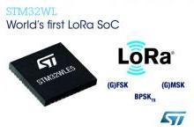 意法半导体推出STM32系统芯片
