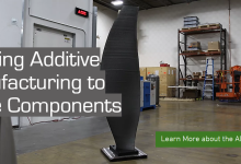 激光电弧混合技术最大可打印40米的超大型金属