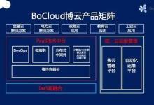 BoCloud博云完成亿元级C轮融资,加速推进PaaS及多云管理进程