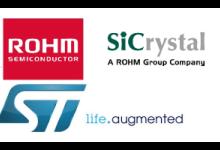 ST与罗姆旗下SiCrystal签署协议