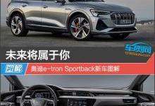 奥迪e-tron Sportback新车图解