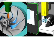 打通教学与实践,海克斯康智教数控五轴模拟训练机让机床进入教室