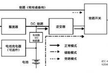 电量传感器在不间断电源中的应用