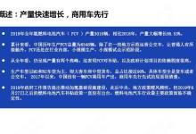 28頁PPT:中國氫燃料電池汽車年度觀察2020