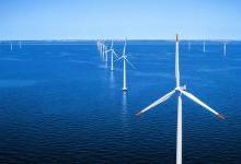 北方最大海上風場75臺風機全部吊裝完成