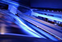 大幅面UV固化印刷如何不打皱不变形?