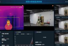 長揚科技視覺AI防疫監測系統落地應用,技術助力防疫創新