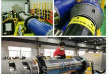 華為海洋PEACE海纜項目水下產品生產集成有序進行中