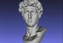 知象光電手持式3D掃描儀應用之藝術品數字化