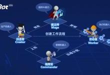 來也科技發布UiBot Mage  專為RPA打造的AI能力平臺