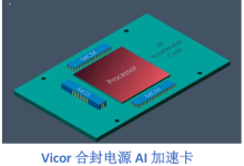 Vicor 1200A ChiP-set 助力實現更高性能的AI加速卡